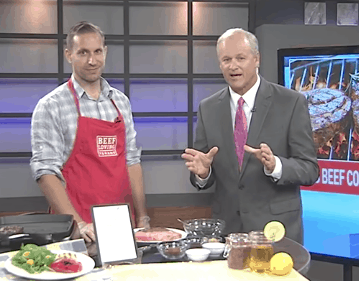 Healthy Recipe: Easy, Delicious Steak Rub