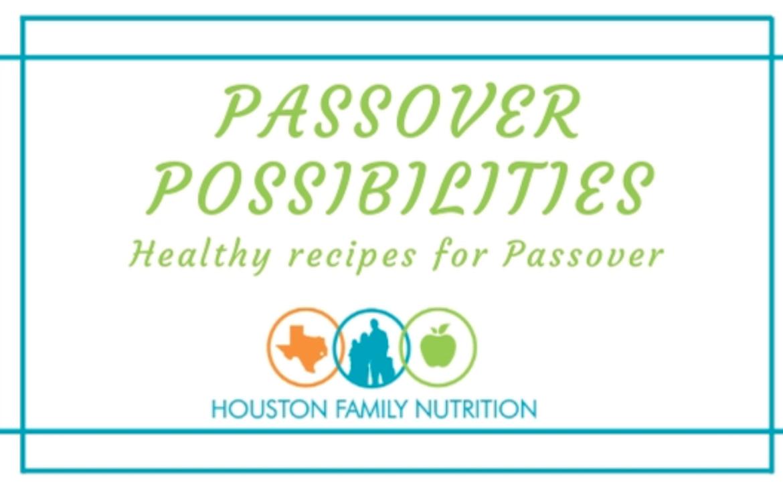 Passover & Gluten-Free Cookbook – Free Download