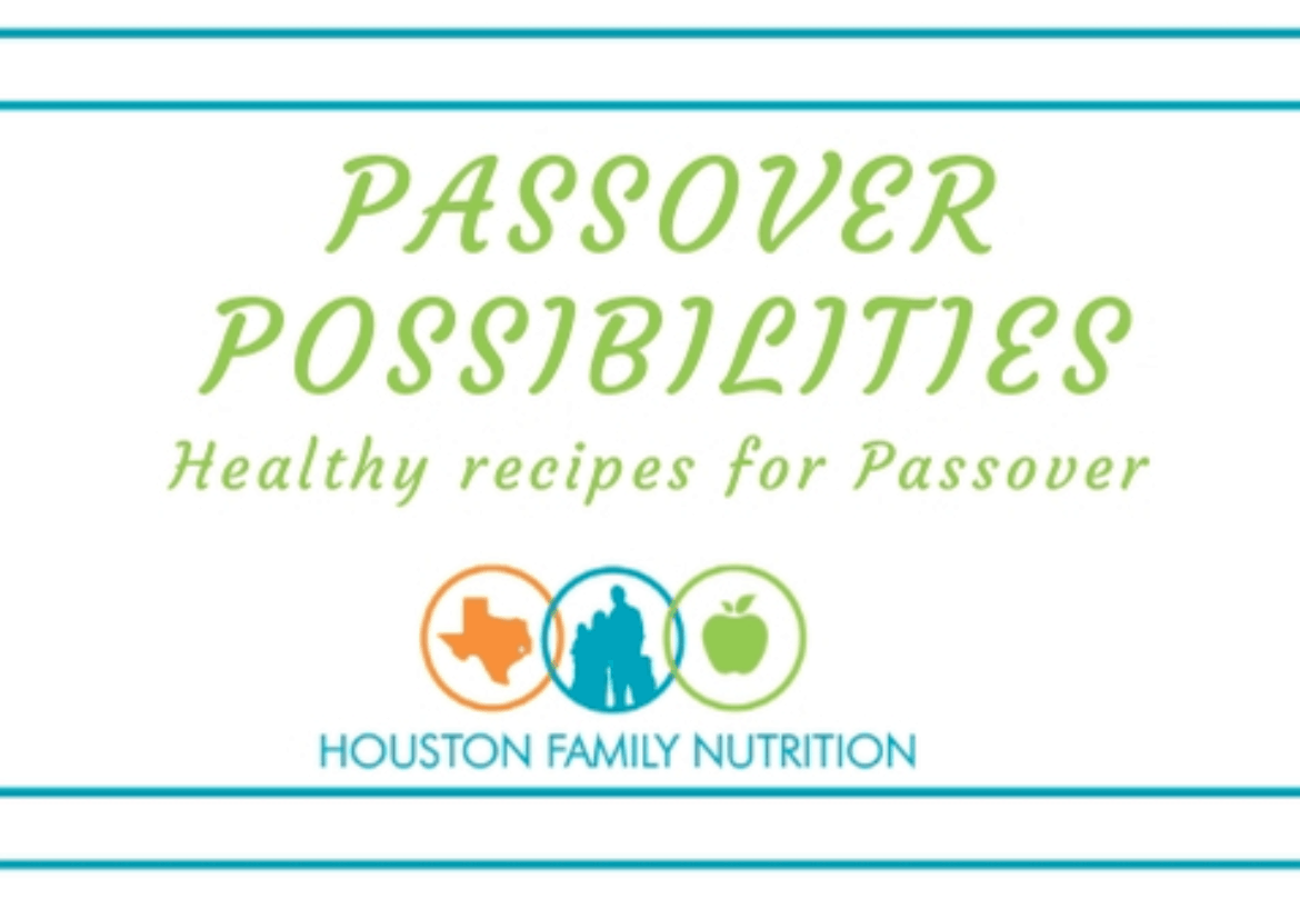 Passover & Gluten-Free Cookbook – Free Download