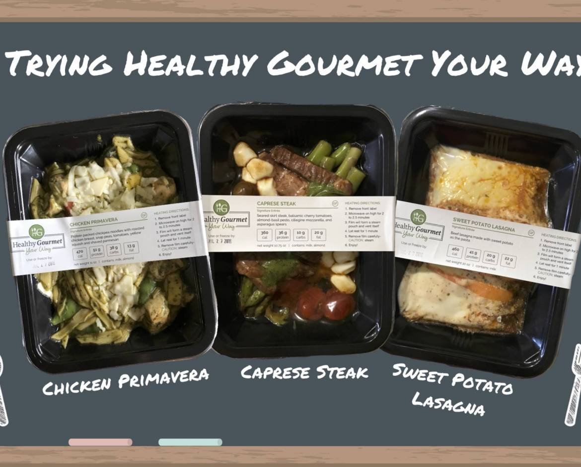Eating Healthy is Easy: Healthy Gourmet Your Way