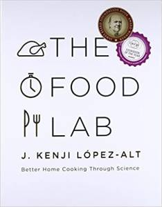 The food lab cookbook - ultimate health gift guide item