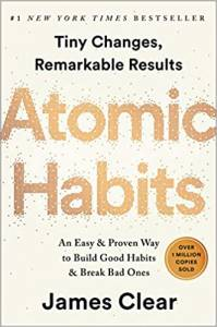 Atomic Habits - Healthy gift guide