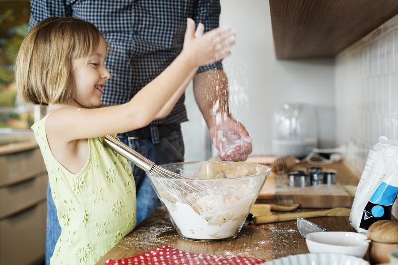 How to Get Your Kids Involved in Helping to Make Healthy Meals