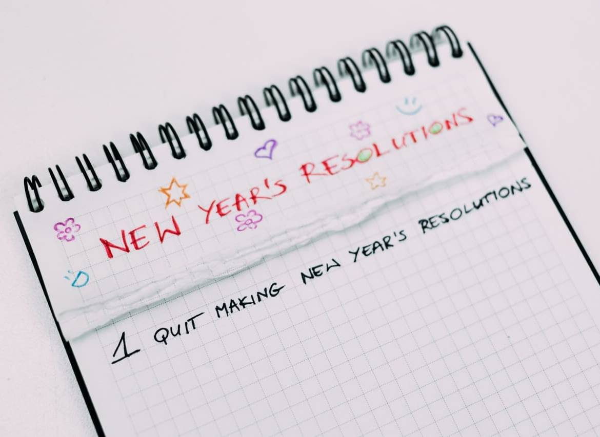 #1 Tip to Keeping This Year's New Year's Resolutions